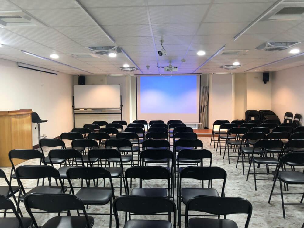 200人會議室