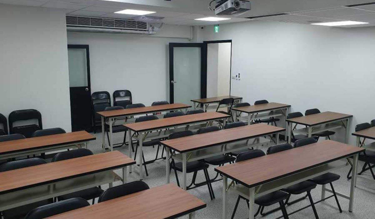 402教室租借