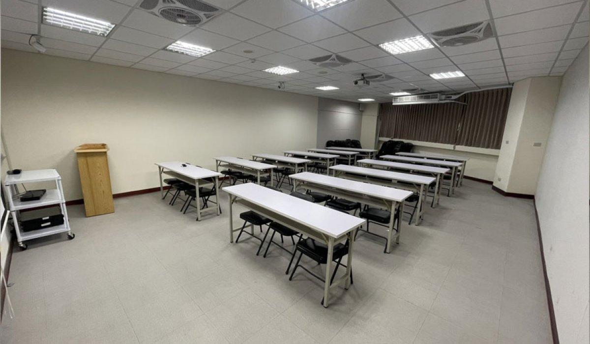 TWK新竹場租E教室